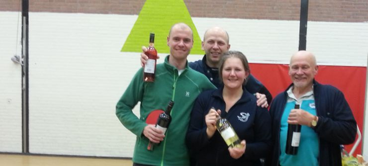 Winnaars Recreanten Open Sonse 2017